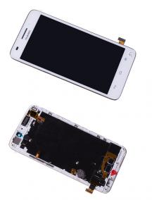 Display Huawei Ascend G620s blanco