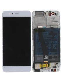 Display Huawei Ascend P10 (VTR-L09) - (VYR-L29A) negro