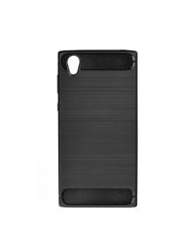 Funda TPU Carbon Sony Xperia L1 G3311 negra