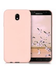 Funda TPU Goospery Soft Samsung Galaxy J7 2017 J730 rosa claro