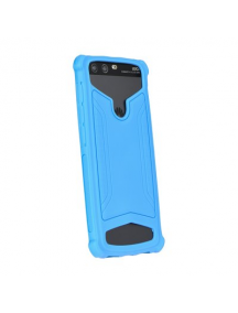 """Funda de silicona universal 4.3"""" - 4.7"""" azul"""