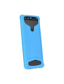 """Funda de silicona universal 5.3"""" - 5.6"""" azul"""