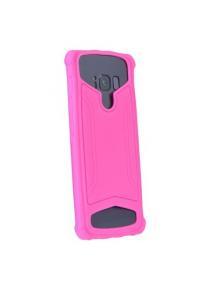 "Funda de silicona universal 5.3"" - 5.6"" rosa"