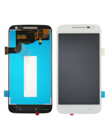 Display Motorola Moto G4 Play blanco