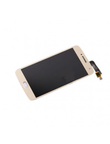 Display Lenovo Moto G5 Plus dorado