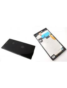 Display Sony Xperia Z Ultra C6803 - C6833 negro