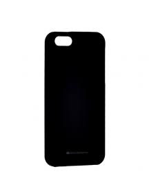 Funda TPU soft Goospery iPhone 5 - 5s - SE negra