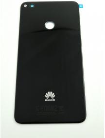 Carcasa trasera Huawei P8 Lite 2017 negra