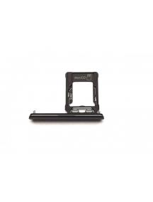 Zócalo de SIM Sony Xperia XZ1 dual SIM G8342 (SIM 2) negro