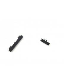 Botón de volumen y encendido Sony Xperia XZ1 G8341 - G8342 negro