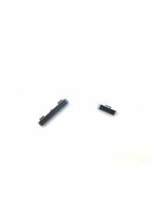 Botón de volumen y encendido Sony Xperia XZ1 G8341 - G8342 azul