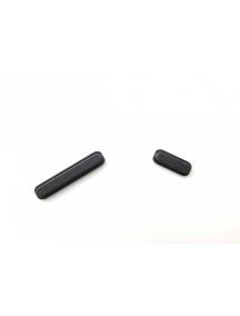 Botón de volumen y encendido Sony Xperia XZ1 compact G8441 negro