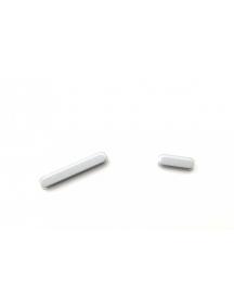 Botón de volumen y encendido Sony Xperia XZ1 compact G8441 rosa