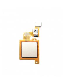 Cable flex de lector de huella digital Xiaomi Mi A1 dorado