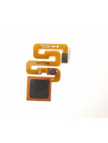 Cable flex de lector de huella digital Xiaomi Redmi 4x negro