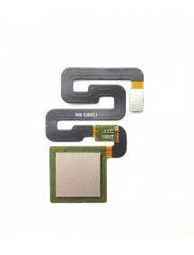 Cable flex de lector de huella digital Xiaomi Redmi 4x dorado
