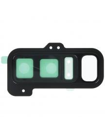 Embellecedor de cámara Samsung Galaxy Note 8 N950 negro