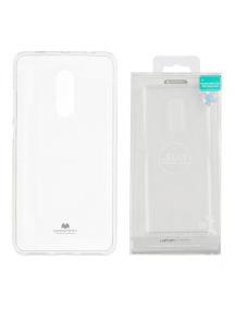Funda TPU Goospery Xiaomi Redmi Note 4 transparente