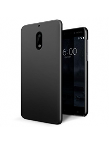 Funda TPU Matt Nokia 6 2017 negra
