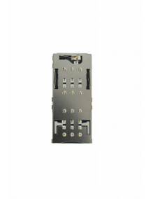 Lector de sim dual Sony Xperia L1 G3311, XA F3111, C5 Ultra Dual E5553
