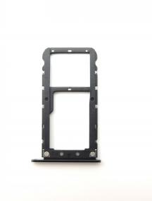 Zócalo de SIM + SD Xiaomi Mi A1 negro