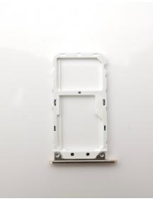 Zócalo de SIM + SD Xiaomi Mi A1 dorado