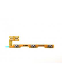 Cable flex de botón de volumen - encendido Huawei Ascend Y7