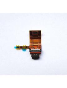 Cable flex de lector de conector de carga Sony Xperia XZ1 G8341 - G8342