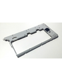 Carcasa intermedia Huawei Y5 II (CUN-L21) negra