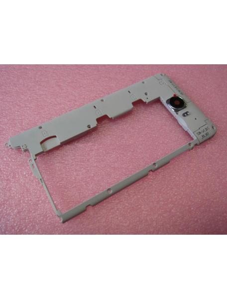Carcasa intermedia Huawei Y5 II (CUN-L21) gris
