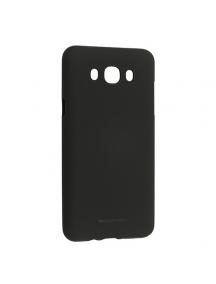 Funda TPU Goospery Soft Samsung Galaxy J7 2016 J710 negra