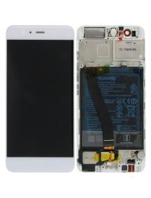 Display Huawei Ascend P10 (VTR-L09) - (VYR-L29A) blanco - dorado