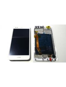 Display Huawei Nova Lite 2 (SELINA-L22) - Y6 Pro 2017 blanco - dorado