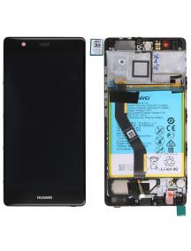 Display Huawei Ascend P9 Plus (VIE-L09) negro