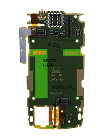 Placa de display Nokia 6555