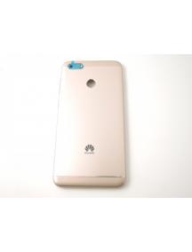 Carcasa trasera Huawei Y6 Pro 2017 - P9 lite mini dorada