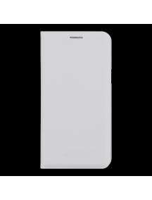 Funda libro Samsung EF-WJ500BWE Galaxy J5 J500 blanca