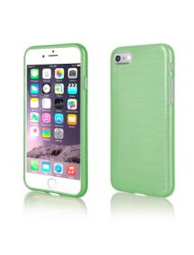 Funda TPU Metalic iPhone 7 - 8 verde