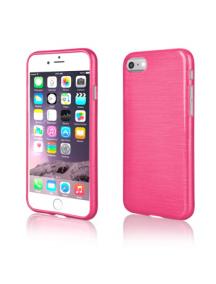 Funda TPU Metalic iPhone 7 - 8 rosa