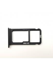 Zócalo de SIM + micro SD Huawei Huawei Mate 10 negro