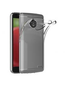 Funda TPU slim Motorola E4 Plus transparente