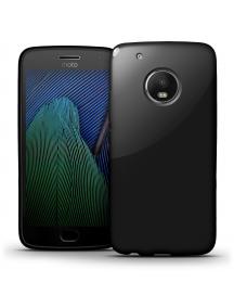 Funda TPU slim Motorola G5s XT1794 negra