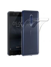 Funda TPU slim Nokia 5 2017 transparente