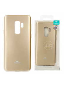 Funda TPU Goospery Samsung Galaxy S9 Plus G965 dorada