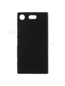 Funda TPU Matt Sony Xperia XZ1 Compact G8441 negra