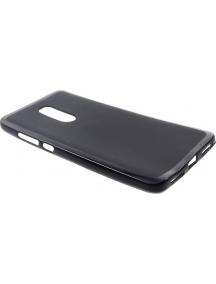 Funda TPU Matt Xiaomi Redmi 5 Plus negra
