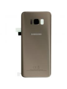 Tapa de batería Samsung Galaxy S8 G950 dorada