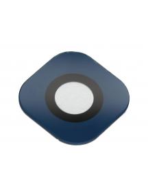 Ventana de cámara Samsung Galaxy S6 Edge G925 azul
