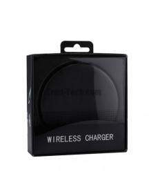 Cargador rápido wireless de inducción XR-018 universal negro