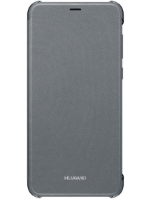 Funda libro Huawei P Smart gris